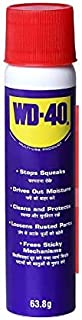 Pidilite WD-40, Multipurpose Spray for Home Improvement, Loosens Stuck & Rust Parts, Removes Stain & Sticky Residue, Desca...
