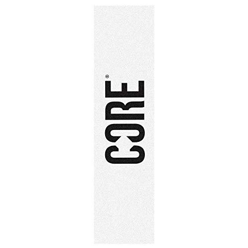 CORE Stunt - Cinta de Agarre para Patinete (13,5 x 22,5 Pulgadas), Infantil, Clásico - Blanco