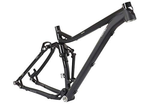VOTEC VX Framekit Painted Black Rahmengröße 49cm 2017 Fahrradrahmen