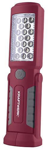 Kraftwerk 32068 18+3 Baladeuse LED (2 x AAA non inclus)