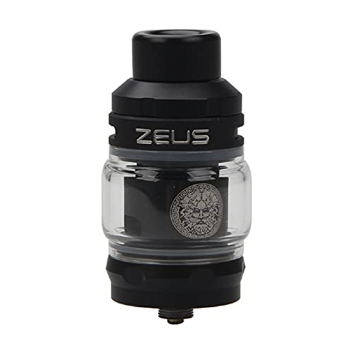 Atomiseur de vapotage Geekvapee Zeus Sub Ohm Tank 5 ml avec maille Z1 Z2 bobine 0.4ohm / 0.2ohm & 810 atomiseur pour Aegis X & Aegis Zeus Kit