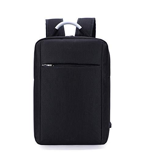 IEEpretty Mochila para portátil de viaje, antirrobo, delgada, duradera, con puerto de carga USB