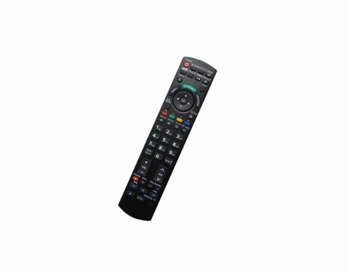 Universal Replacement Remote Control Fit for Panasonic TH-50PX75U TC-26LX85 TH-42PR9U TH-58PH10UKA Viera LCD LED PLASMA HDTV TV