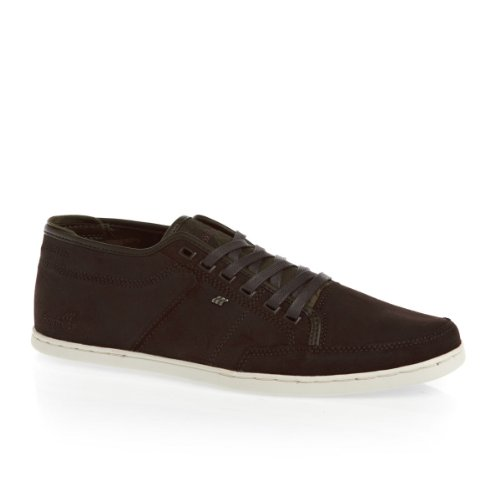 Boxfresh Sneaker Men - Sparko cm WXD SDE - Dark Brown, Schuhgröße:41