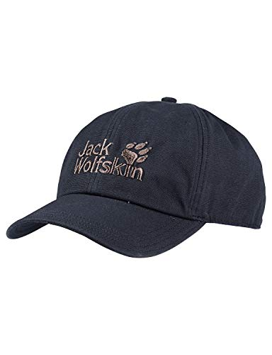 Jack Wolfskin Kappe Baseball Cap, night blue, ONE SIZE (56-61CM)