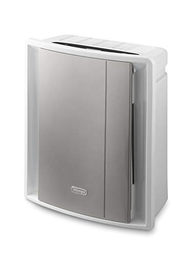 De'Longhi AC230 Air Purifier - White & Grey