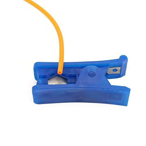 HYY-YY Accessori, Mini Blu PTFE tagliatubi Taglio pinze for Stampante 3D Stampante TL Feeder