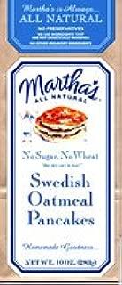 Organic No Wheat No Sugar, Swedish Oatmeal Pancake Mix,