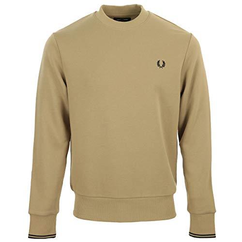 Fred Perry Crew Neck Sweatshirt, Sweatshirt - M