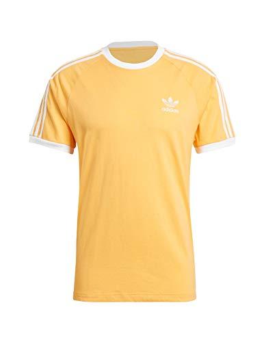 adidas Camiseta Camo AOP Cali Pinsil/Multco/Negro Hombre L