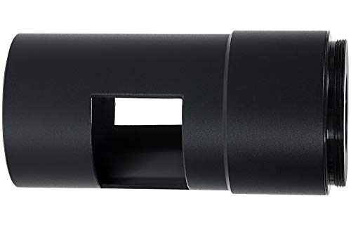 Praktica - Adaptador de cámara para telescopios (diámetro de 77 mm, zoom de 20x a 60x)