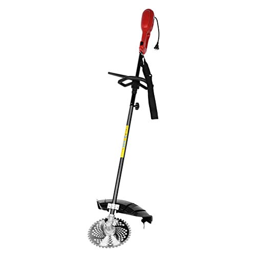 Affordable ALUS High-Power Electric Lawn Mower, Small-Scale Household Weeding, Multi-Functional Wast...
