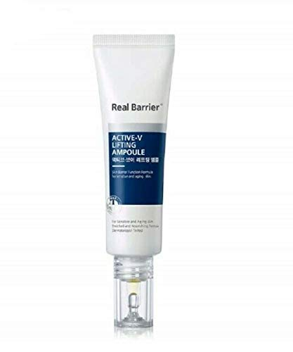 [ATOPALM] Real Barrier Active-V Lifting Ampoule 30ml Ibedenon Sensitive Aging Skin Barrier/K-Beauty