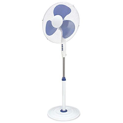 Nevir Ventilador de pie Blanco 50 W