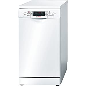 Bosch Serie 6 sps69t72eu Freestanding 10 A + + Dishwasher – Dishwasher Cutlery Freestanding, white, white, Touch, 1.75 m, 1.65 m)