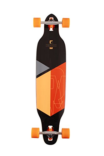 RAM Solitary LTD Longboard (orange)