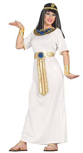 Fiestas Guirca Costume Egitto Nefertiti egiziana Donna