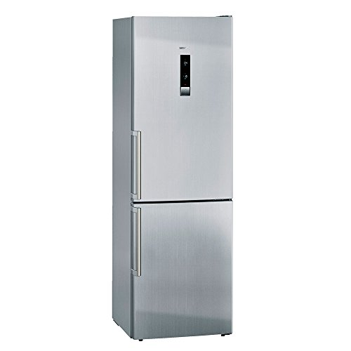 Siemens KG36NXI32 Libera installazione 320L A++ Acciaio inossidabile frigorifero con congelatore