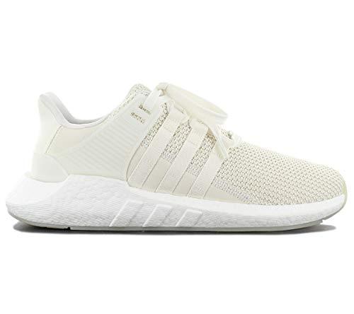 adidas Herren EQT Support 93/17 Fitnessschuhe, Weiß (Blanco Casbla Casbla Ftwbla), 41 1/3 EU