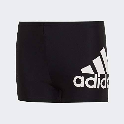 adidas Jungen Badge of Sport Badeshorts, Black, 128