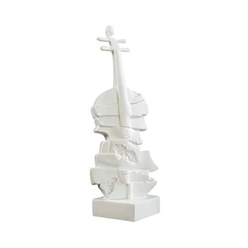 ZLBYB Ornamento del violín Muy Brillante | Gran Idea for un Regalo for San, cumpleaños, día de Madre, Aniversario, Navidad, Año Nuevo