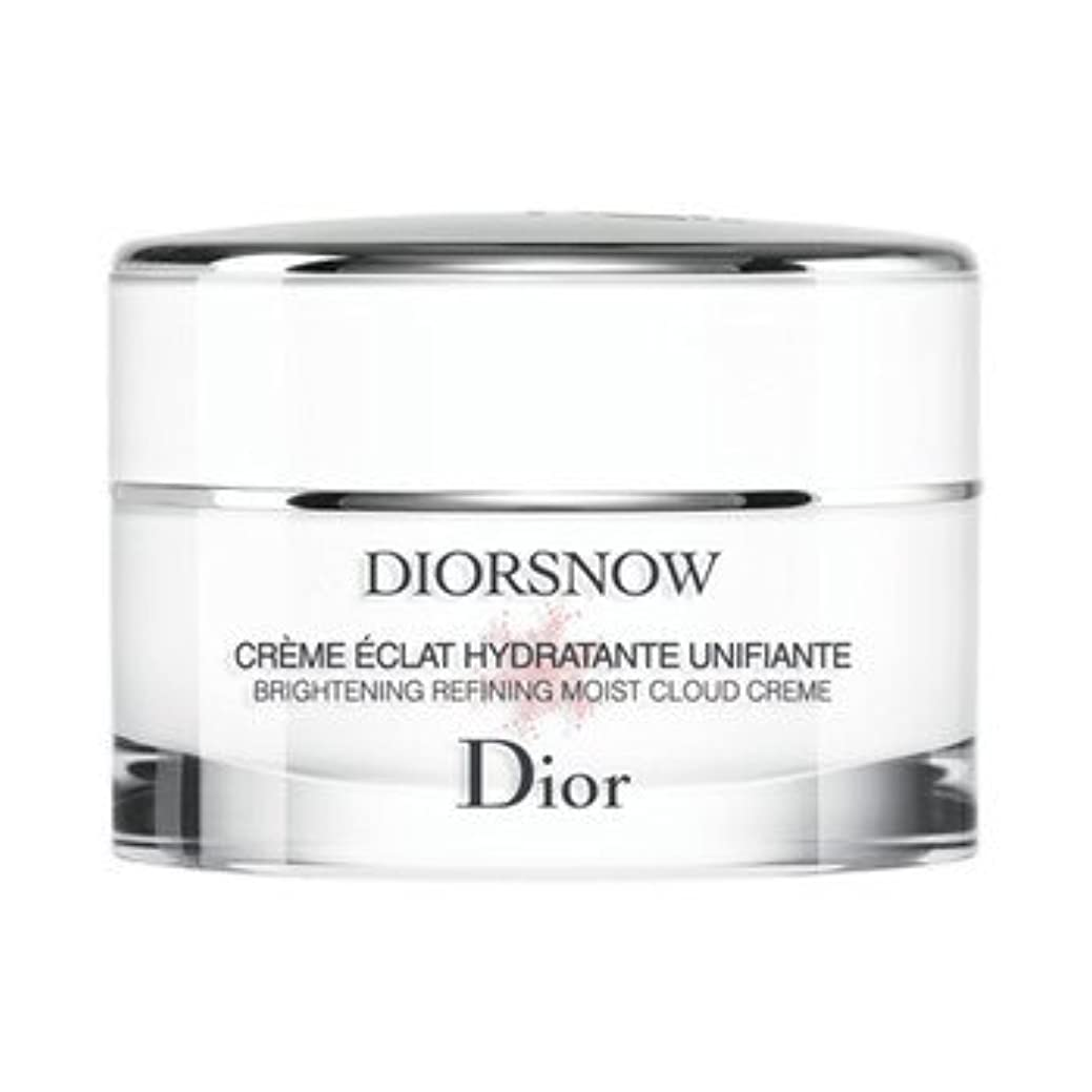 オデュッセウス怖がらせる一方、Chiristian Dior クリスチャン ディオール DIOR SNOW ディオール スノー ブライトニング モイスト クリーム 50ml (医薬部外品)【国内正規品】