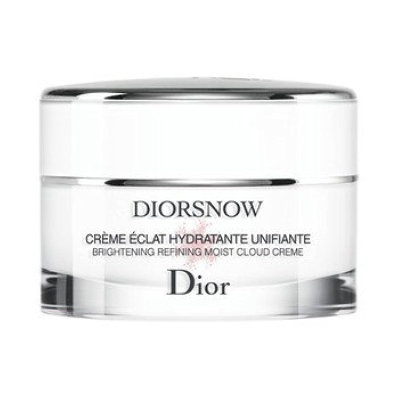 価値可能性としてChiristian Dior クリスチャン ディオール DIOR SNOW ディオール スノー ブライトニング モイスト クリーム 50ml (医薬部外品)【国内正規品】