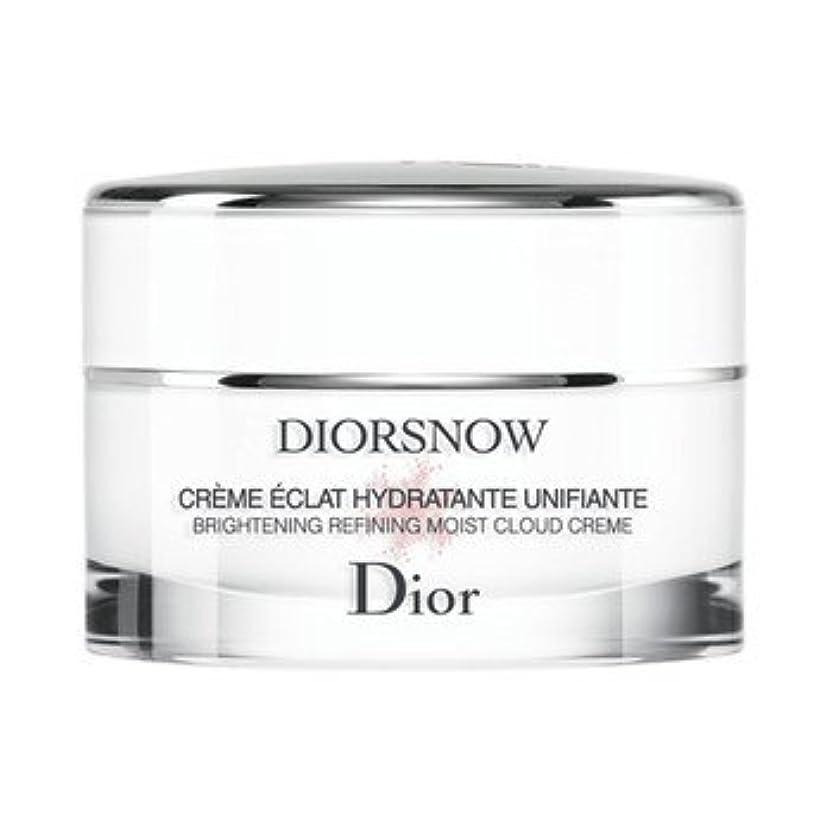 国取り出すバットChiristian Dior クリスチャン ディオール DIOR SNOW ディオール スノー ブライトニング モイスト クリーム 50ml (医薬部外品)【国内正規品】