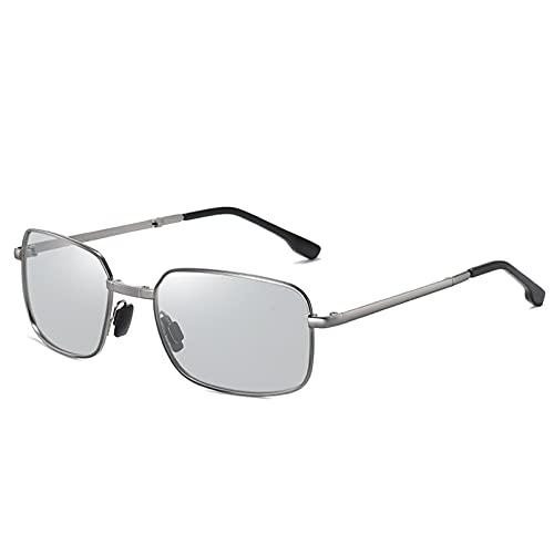 CJJCJJ Gafas de Sol Plegables polarizadas para Mujer Hombre Ojo de Gato gradiente Viajes al Aire Libre Gafas Accesorios para Coche