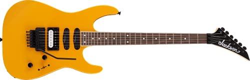 Jackson Soloist SL1 DX Throwback Taxi Cab Yellow · Guitarra eléctrica