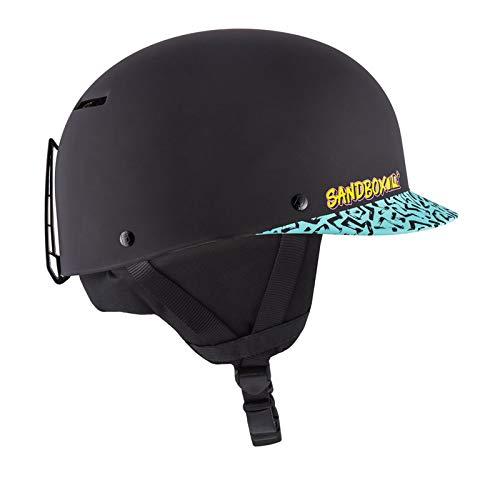 SANDBOX Classic 2.0 Snow Snow Helmet (Matte Throwback, Medium)
