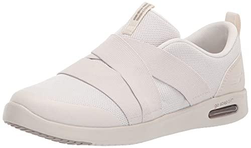 Skechers Zapatillas de deporte Go Step Air Gore con correa para mujer, marrón (Natural), 38 EU