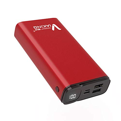 SACYSAC Draagbare oplader 20000mah mobiele powerbank met hoge capaciteit geschikt voor mobiele telefoons en tablets en meer apparaten