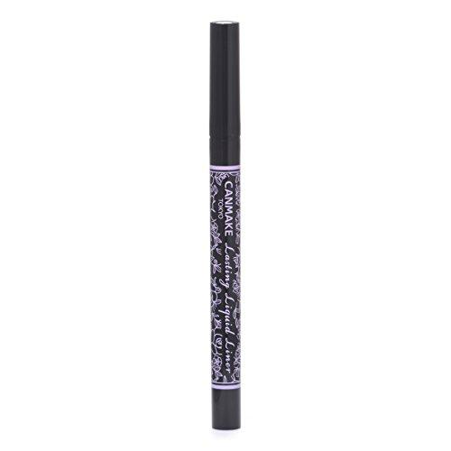 Canmake Blijvende Liquid Liner Ultra-Fine Tip Eyeliner - Black