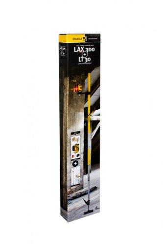 STABILA Kreuzlinien-Lot-Laser LAX 300, 5-teiliges Set