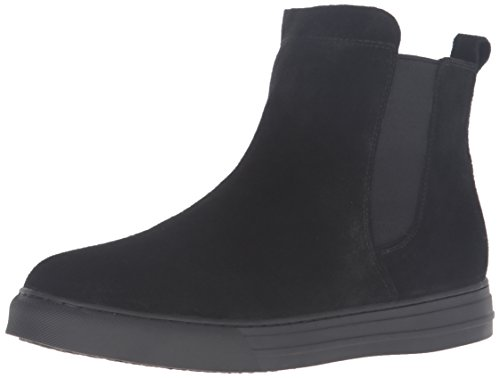 Dirty Laundry by Chinese Laundry Women's Fabina Boot, Black Suede, 9 M US
