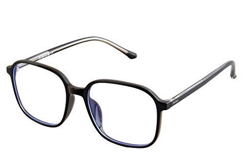 SHINU Anteojos Fotocromaticos de Transicion de Gafas con Bloqueo de Luz Azul para Hombres y Mujeres-AT2021