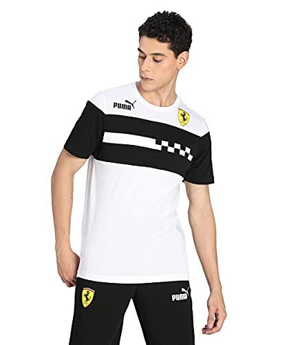 Camiseta Marca Puma Modelo Ferrari Race SDS tee