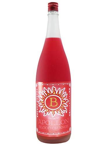 ブラッドオレンジ梅酒 アポロン(1.8L) 佐賀県