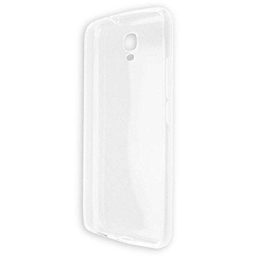 caseroxx TPU-Hülle für Oukitel K6000 Plus, Tasche (TPU-Hülle in transparent)