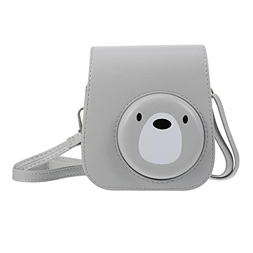 Amosfun Funda compacta para cámara digital, funda de viaje compatible con Instax Mini 11 9 8