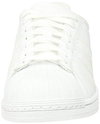 adidas Originals Men's Superstar Shoe Running White, 14 D(M) US