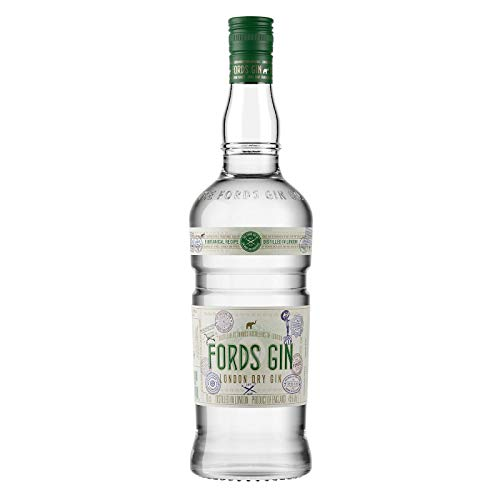 Fords Gin - London Dry Gin 45% Vol. (700 ml)