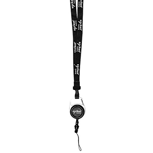 Lanyard for Barcode Scanners - Black