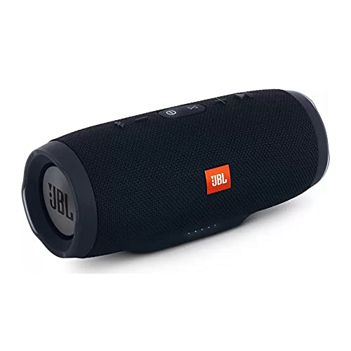 JBL Charge 3 Portable Bluetooth Speaker with Up to 20 Hours Playtime And Built-in 6000 mAh Powerbank, Waterproof