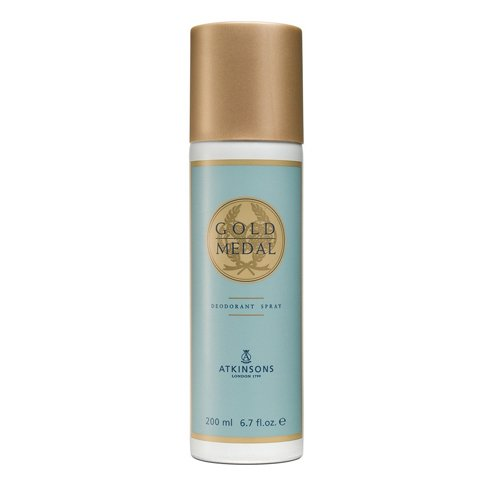 Atkinsons Gold Medal Desodorante Spray 200ml