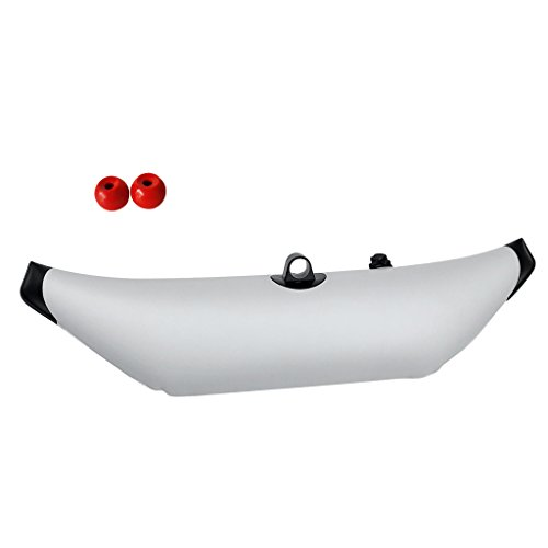 sharprepublic Flotador Estabilizador de Estabilizador para Principiantes de Pie para Kayak, 2 Bolas de Timón de Cola