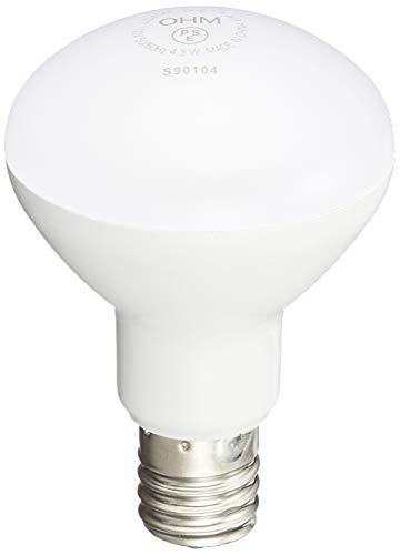 オーム電機 LED電球 レフランプ形 E17 50形相当 4W 電球色 広角タイプ150°OHM_LDR4L-W-E17 A9 06-0769
