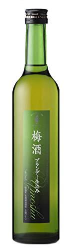 十勝ワイン『梅酒ブランデー仕込み』