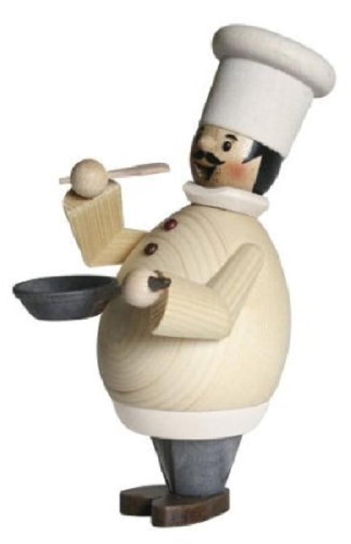 買収急速なシアーHappy Chef Cook GermanクリスマスIncense Smoker Cooking Burnerドイツ製